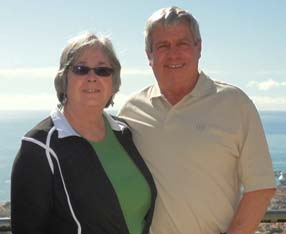 Meet the Innkeepers, Tom and Brenda Merello