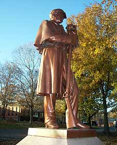 Ulysses Grant Monument in Ironton, Missouri