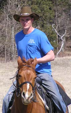 Missouri Horseback Riding & Trailrides at Plain & Fancy Bed and Breakfast
